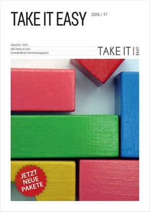 Katalog Take it easy